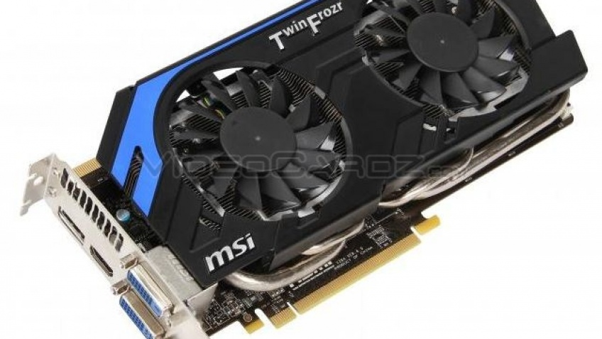 Фото и спецификации видеокарты MSI GeForce GTX 660 Ti Power Edition