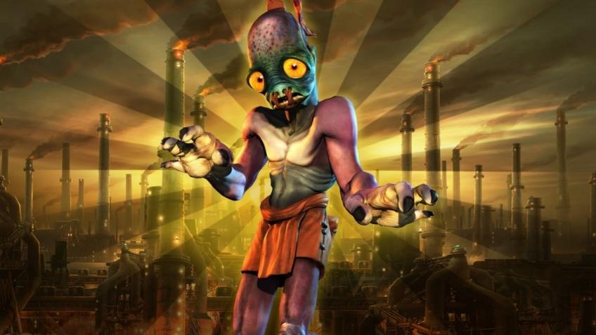 Бесплатные мудоконы: в Steam раздают Oddworld: Abe's Oddysee