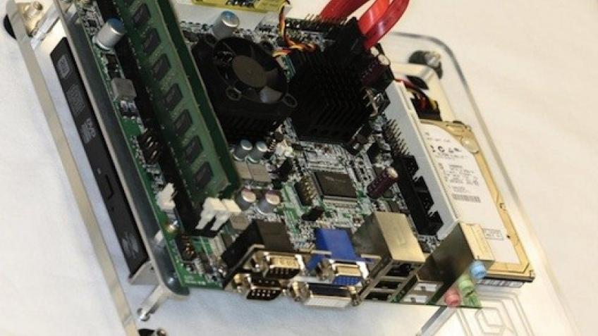 AMD представила платформы для встраиваемой техники на основе Fusion