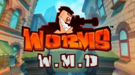 Worms W.M.D появится на Nintendo Switch