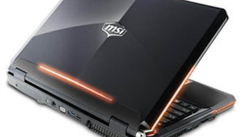 Computex 2011: Игровой ноутбук по версии MSI с новейшей графикой