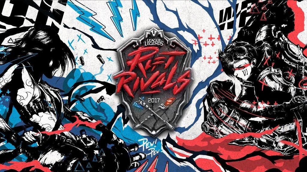 Riot Games проведет турнир Rift Rivals, в котором сразятся регионы-соперники
