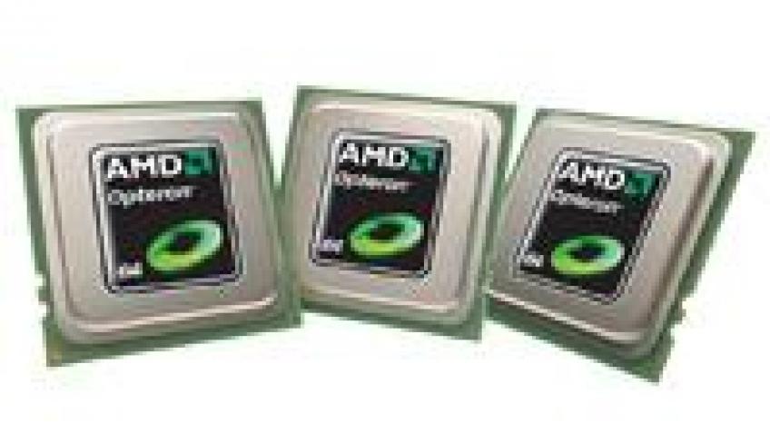 Экономичные серверные процессоры AMD