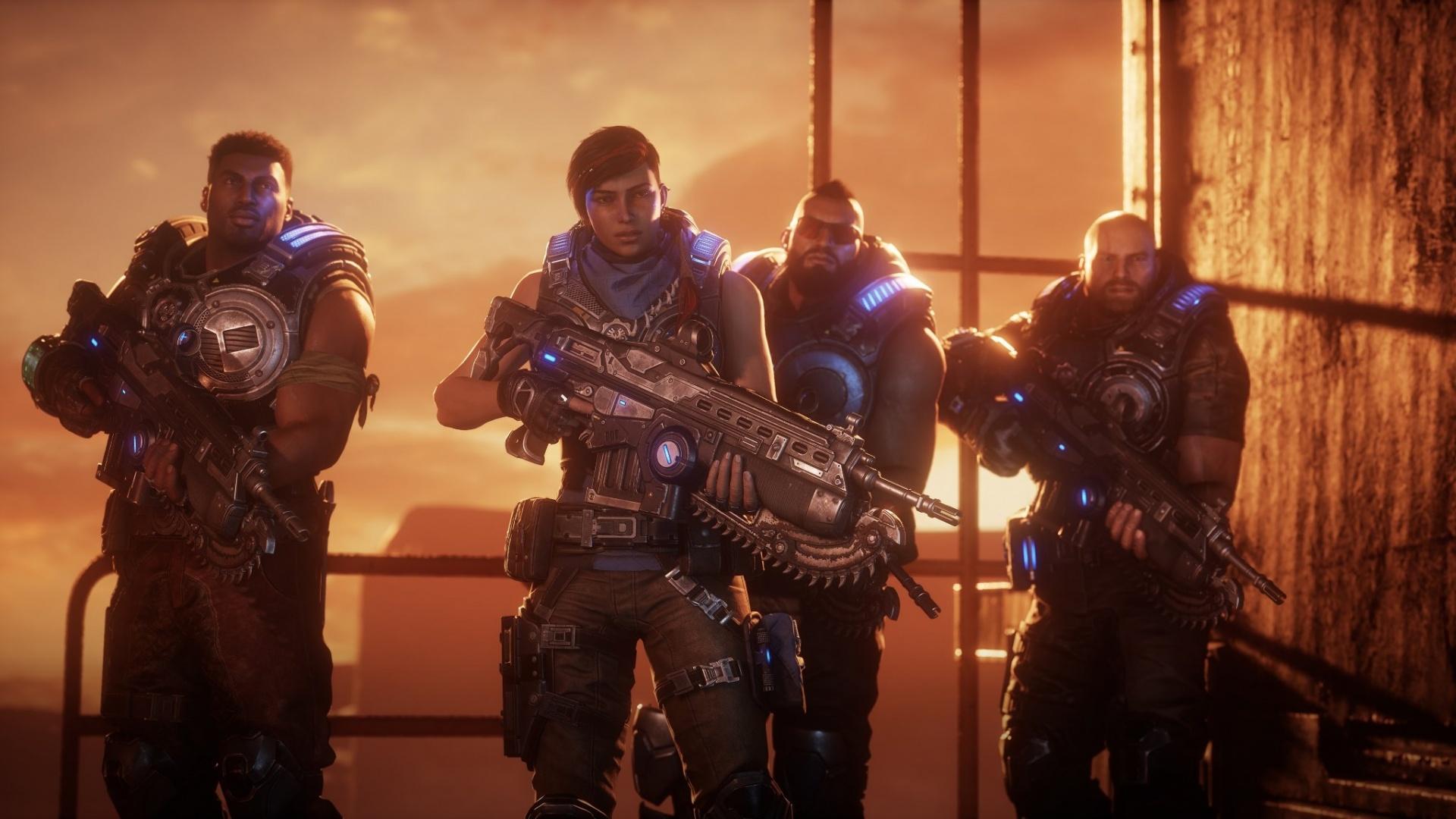 Долгожданная эволюция: в Gears5 появятся элементы RPG и открытого мира