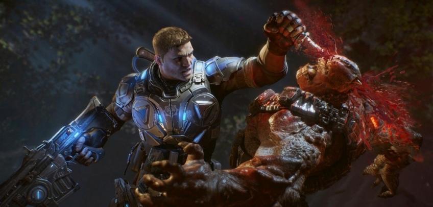 Карты из беты Gears of War4 показали в новом ролике