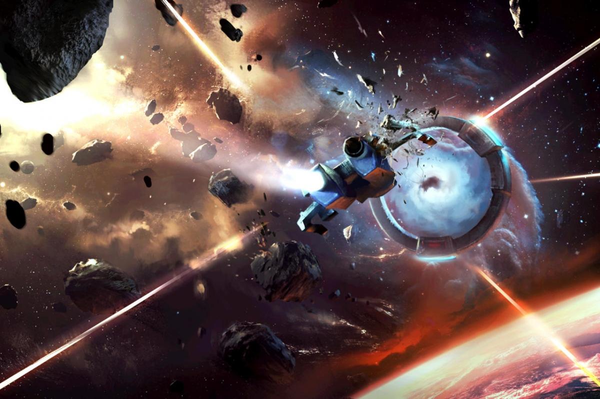 Firaxis анонсировала Sid Meier's Starships
