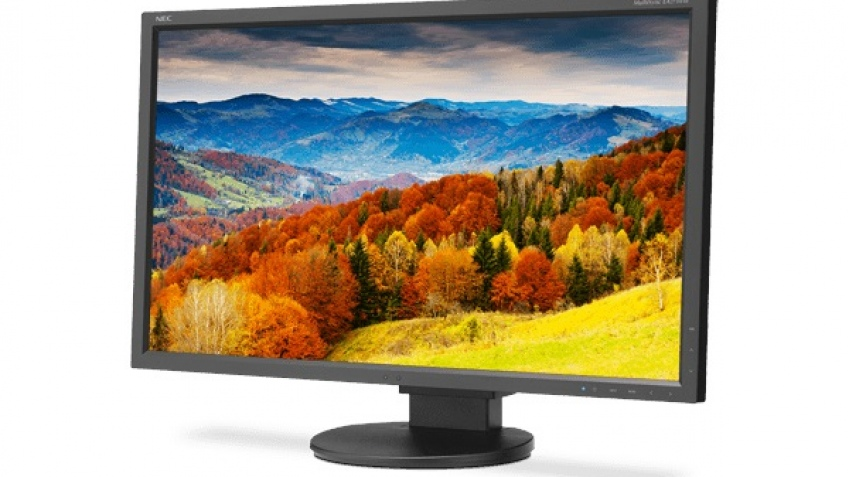 NEC выпустила 27-дюймовый монитор MultiSync EA273WMi