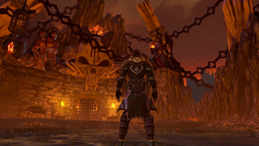 Авторы Neverwinter откроют «Дно ада» и начнут «Спуск в преисподнюю»