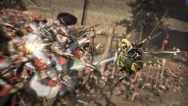В пылу битвы: новые изображения из Dynasty Warriors9