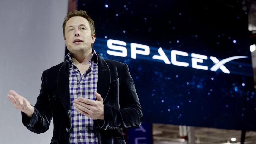 HBO разрабатывает мини-сериал о фирме Илона Маска SpaceX