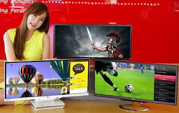 LG выпустила моноблок со сверхширокоформатным экраном