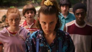 За4 дня третий сезон «Очень странных дел» посмотрело более 40 млн человек