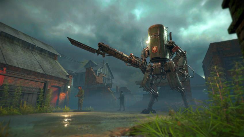 Новый геймплейный ролик Iron Harvest посвятили Империи Русвет