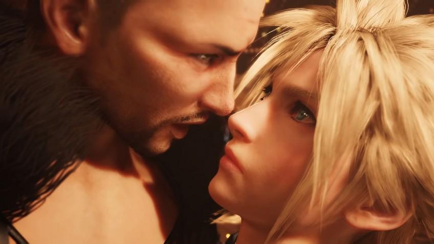 Платье для Клауда: трейлер Final Fantasy VII Remake посвящён песне Hollow