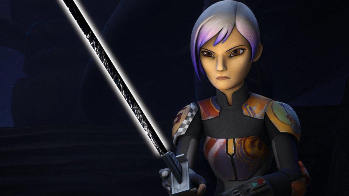 Слух: во втором сезоне «Мандалорца» появится героиня из «Повстанцев»