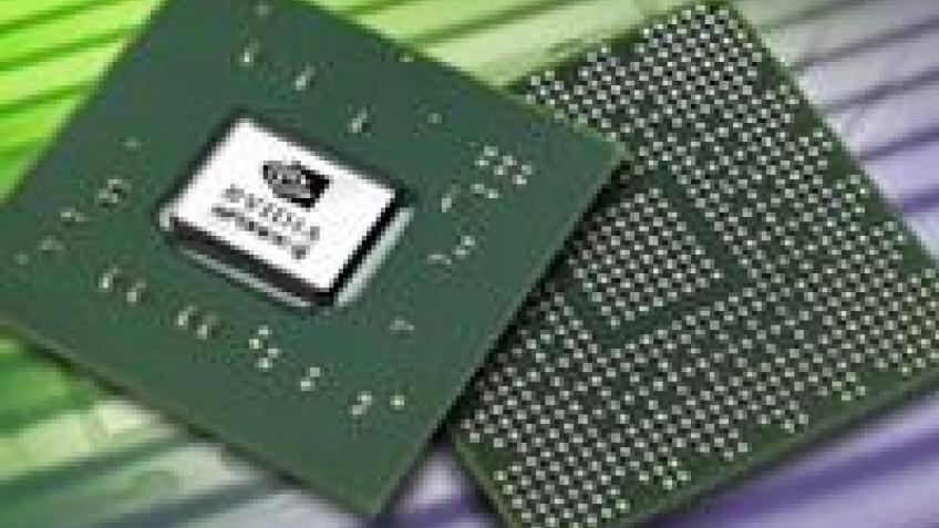 Apple переходит на чипсеты NVIDIA?