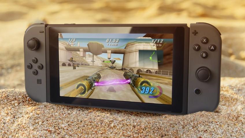Релиз Star Wars Episode I: Racer на Switch и PS4 перенесли на неопределённый срок