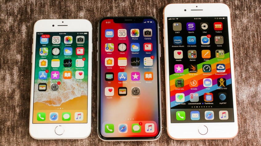 СМИ: новые iPhone могут получить экраны на 120 Гц