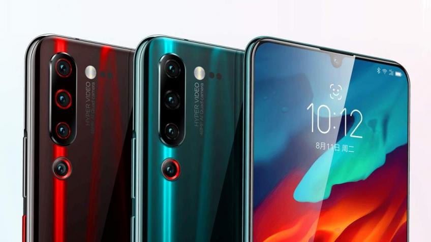 Официально представлен флагманский смартфон Lenovo Z6 Pro