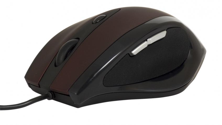 Доступная мышка Defender с регулируемым разрешением сенсора