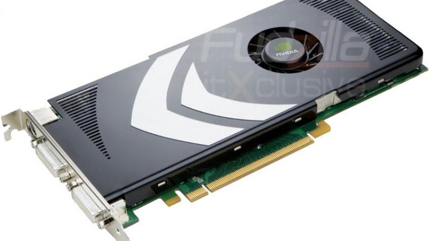 Первые фото новой видеокарты NVIDIA