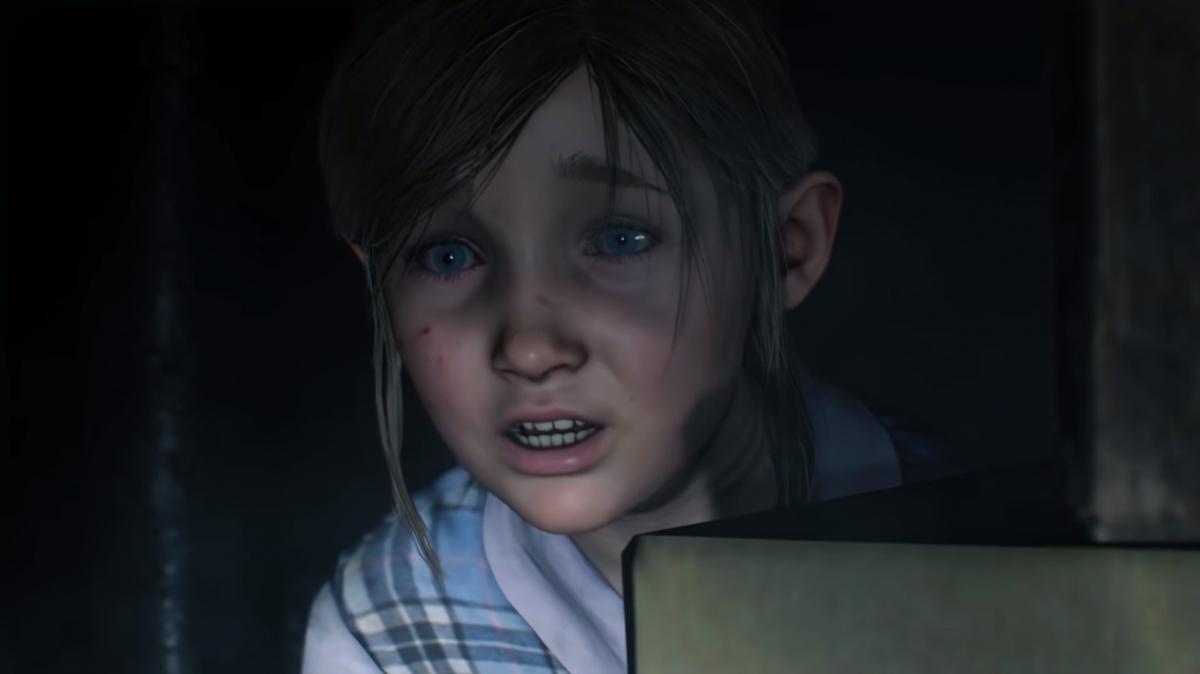 Шерри Биркин в ремейке Resident Evil2 вдохновлена Ребеккой из «Чужих»