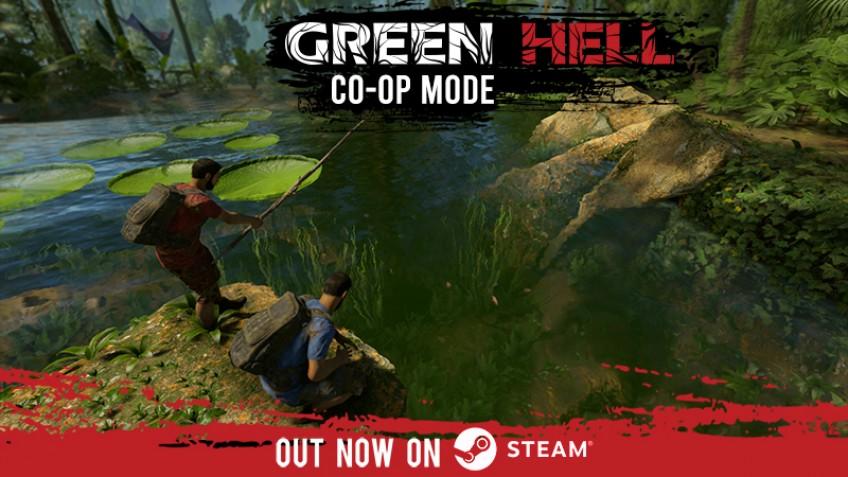 Благодаря кооперативному режиму Green Hell ставит новые рекорды