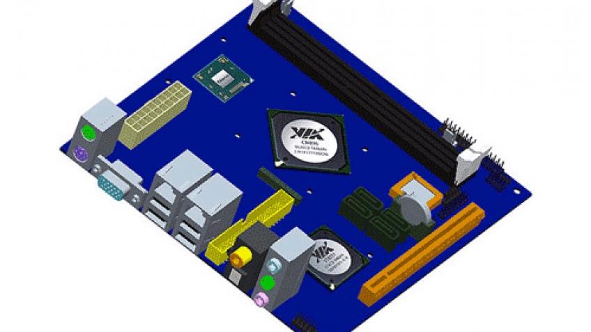 Computex 2008: новый мини-чипсет от VIA