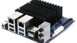 Hardkernel ODROID-H2 — одноплатный компьютер с процессором Intel