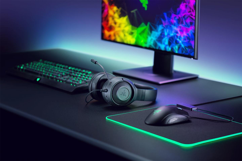 Игровая гарнитура Razer Kraken X стоит 50 долларов