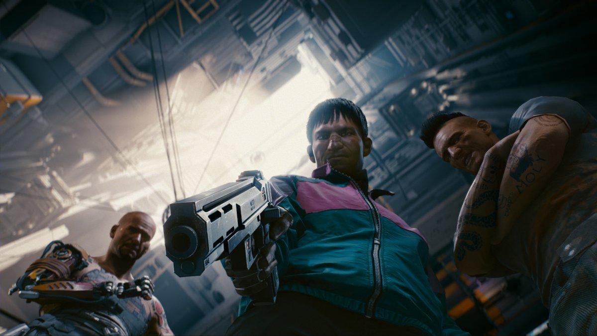 Cyberpunk 2077 выбыла из топ-10 японской рознице на второй неделе — Игромания