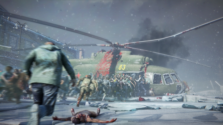 Авторы World War Z представили первый сезон контента шутера