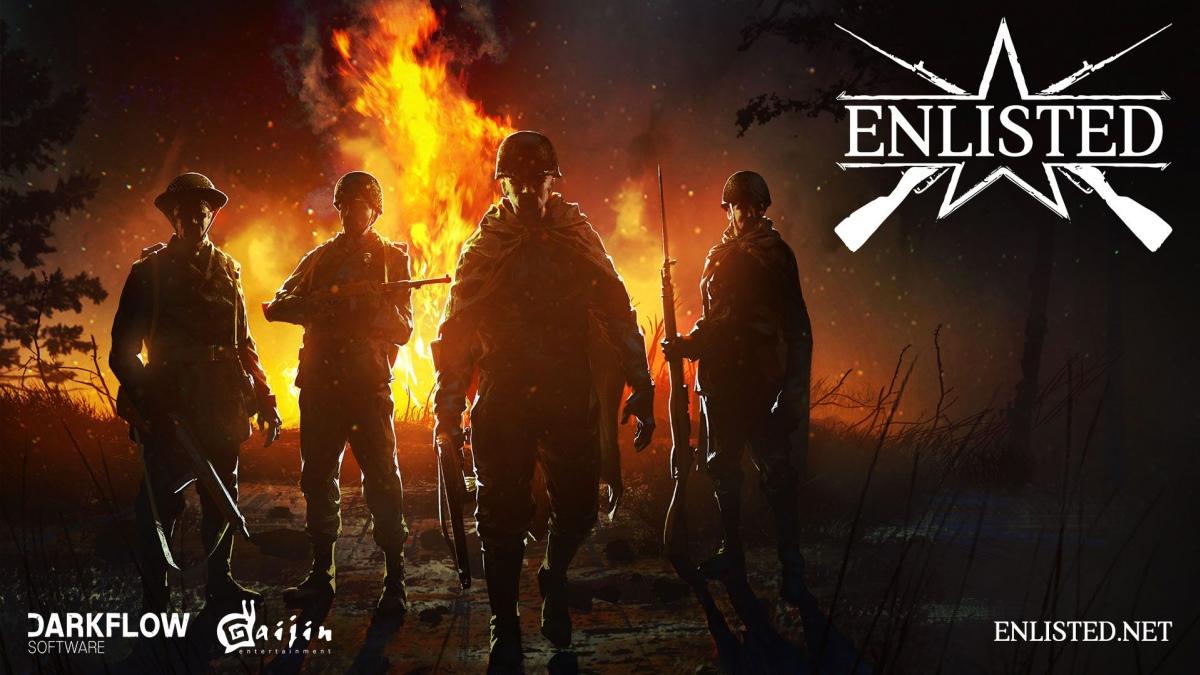 Gaijin Entertainment анонсировала игру Enlisted