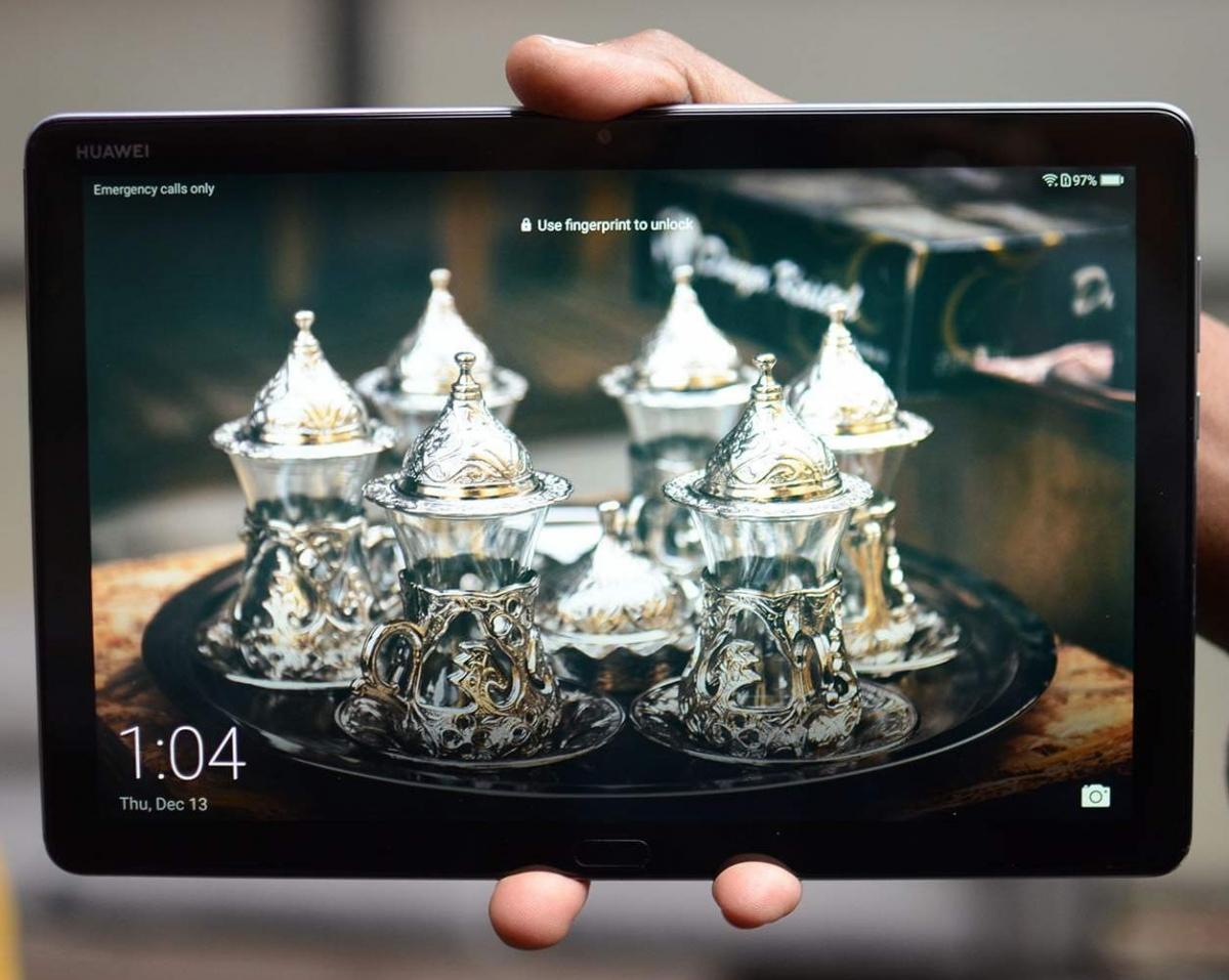 Huawei зарегистрировала торговую марку MatePad