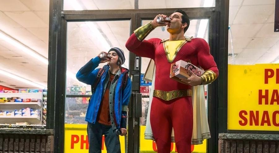 Весёлый супергерой DC — дебютный трейлер «Шазама!»