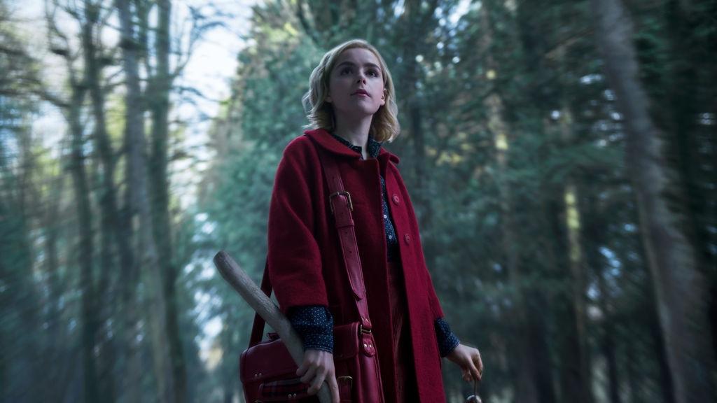 Сериал «Леденящие душу приключения Сабрины» выйдет на Netflix к Хэллоуину
