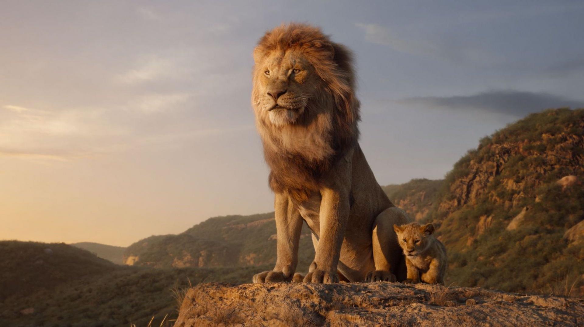 Новый «Король Лев» будет на полчаса длиннее оригинального мультфильма