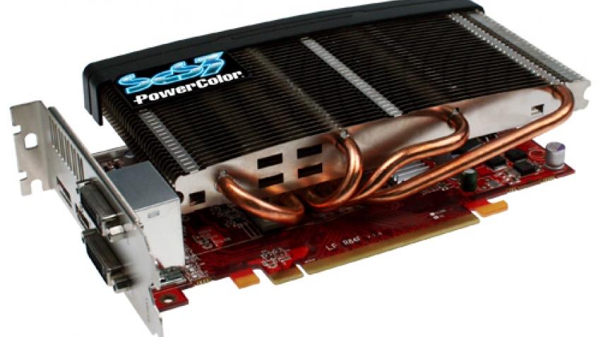 Radeon HD 5750 с пассивным охлаждением