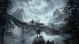 Новый трейлер приключения «Тёмное сердце Скайрима» для TES Online