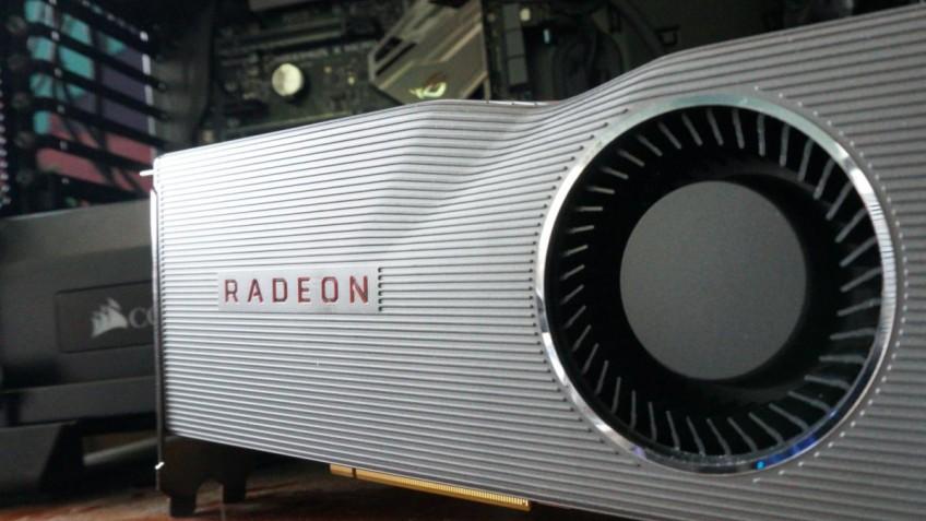 СМИ: видеокарты AMD могут получить трассировку лучей до конца года