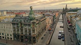 В Санкт-Петербурге закроют все кинотеатры до 30 апреля