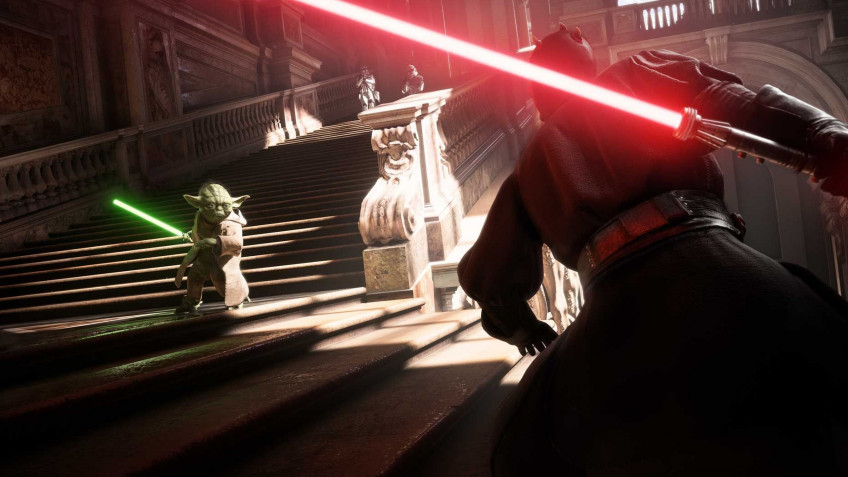 Star Wars: Battlefront II в Epic Games Store бесплатно забрали19 млн игроков