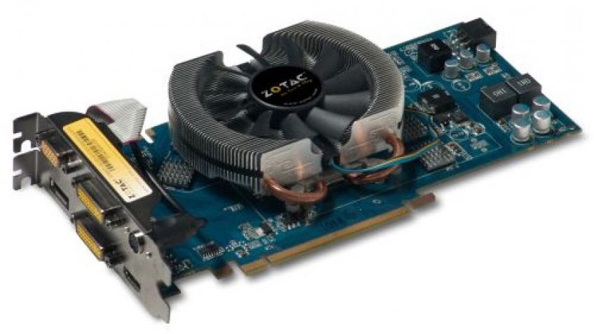 Универсальный GeForce 9600 GT от Zotac