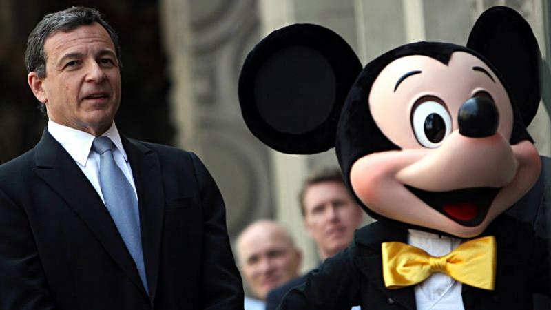 Глава Disney будет контролировать игры компании на предмет жестокости