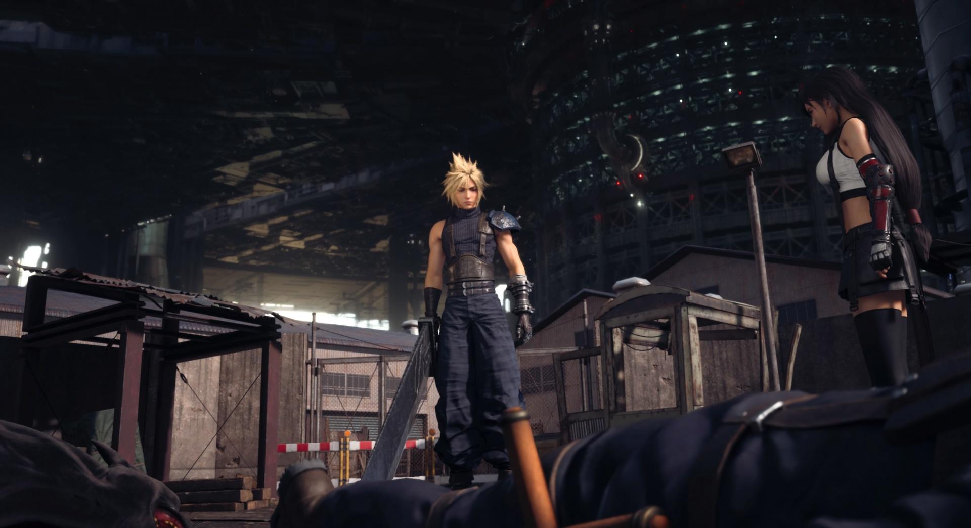 Стартовый тираж ремейка Final Fantasy VII составил3,5 млн копий