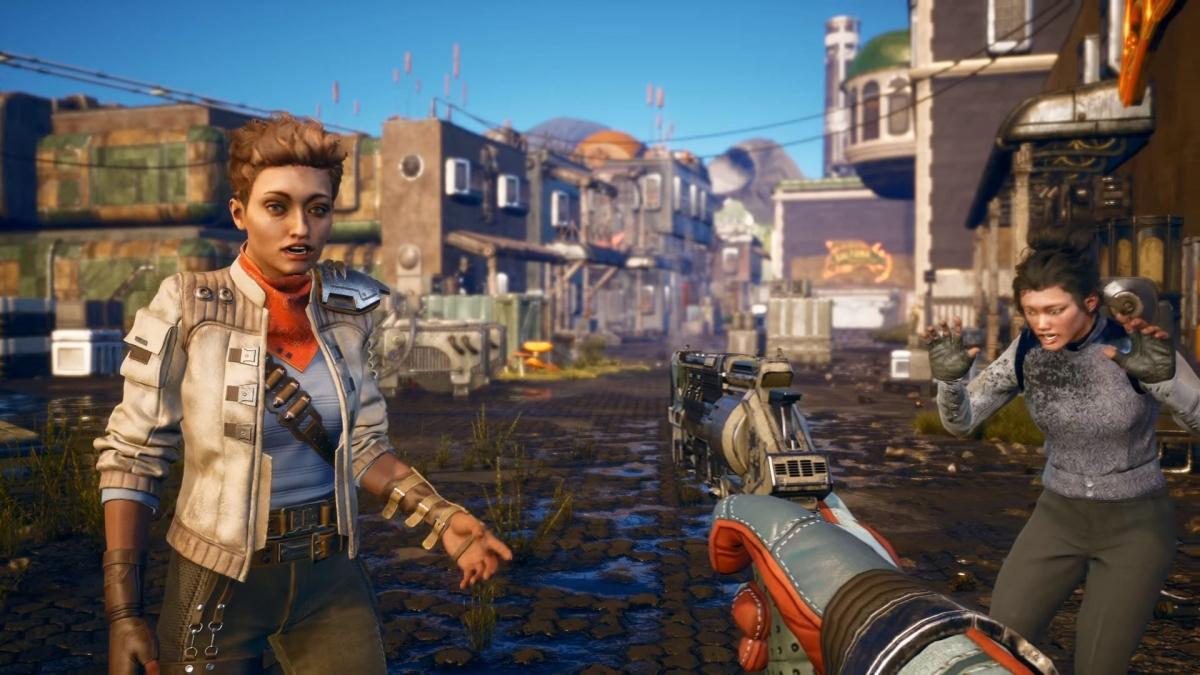 Море новых подробностей о The Outer Worlds: не только Fallout, но и Mass Effect