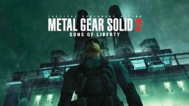 Konami странным образом тизерит что-то по Metal Gear Solid2