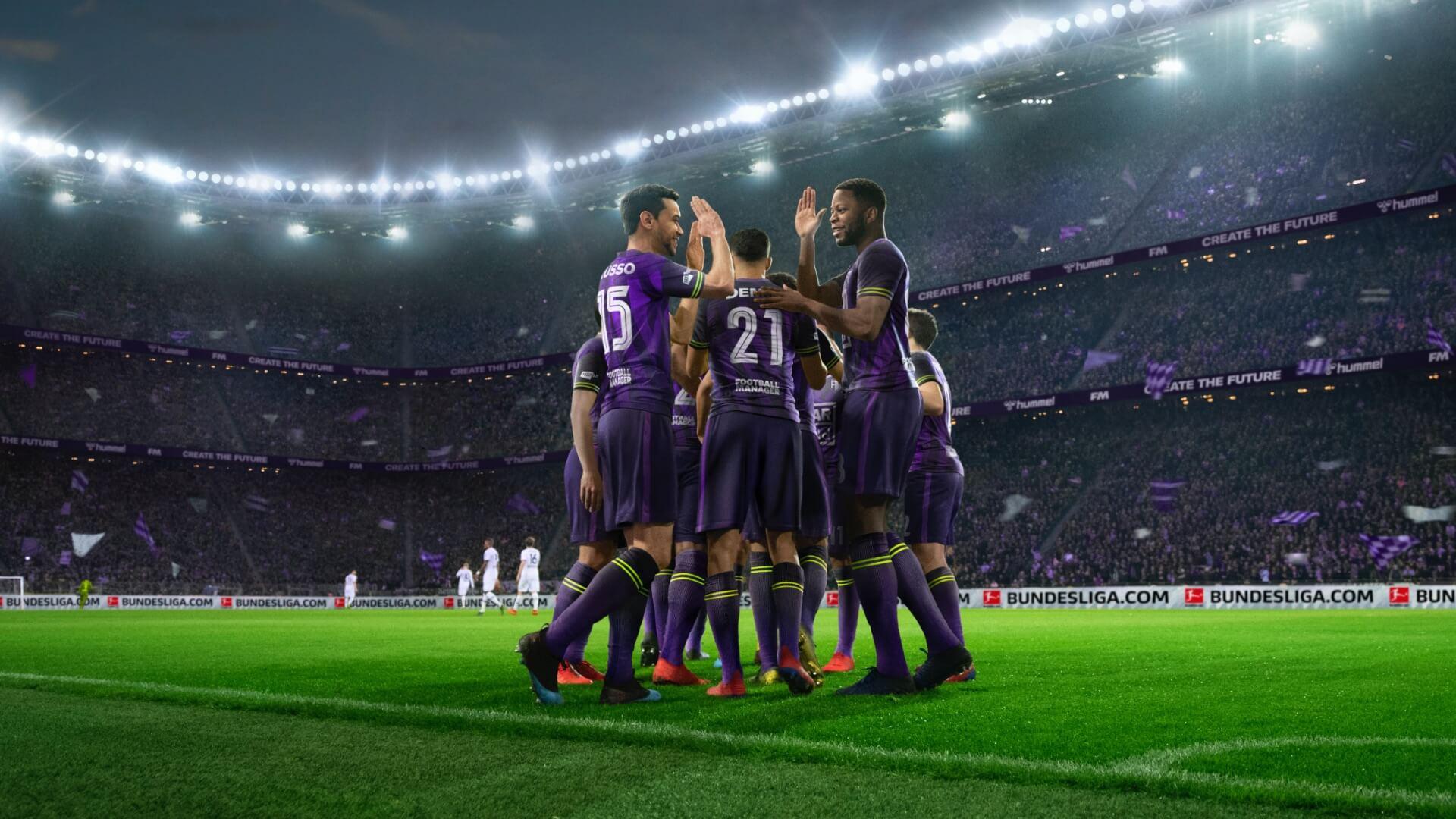Бета-версия Football Manager 2021 уже доступна в Steam и EGS