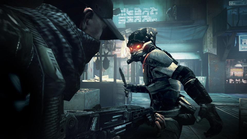 Сервера Killzone: Mercenary так же внезапно включили
