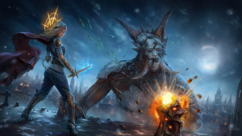Path of Exile через месяц выйдет на PS4